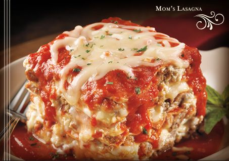 Lasagna from Maggiano's