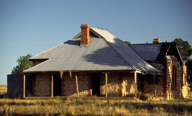 Old Mallee Homestead flickr