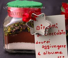 Biscotti da regalare in barattolo idea veloce ricetta arte in cucina