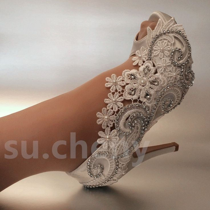 3 4 Heel White Ivory Satin Lace Ribbon Open Toe Wedding: Best 25+ Ivory Silk Ideas On Pinterest