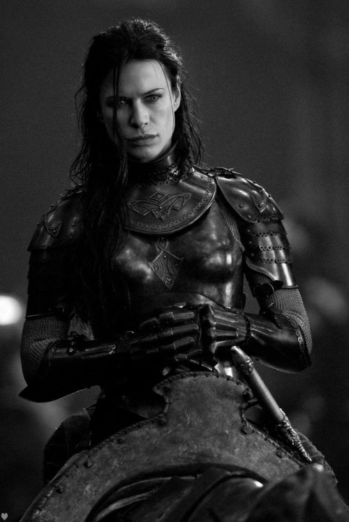 Rhona Mitra ~ Underworld: Rise of the Lycans (2009)