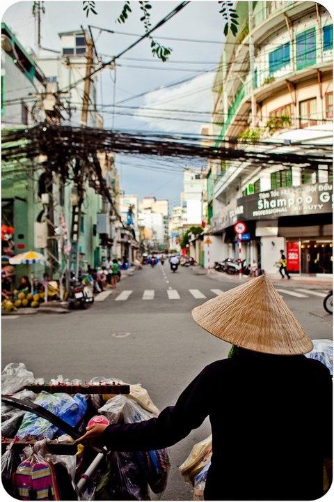 Hanoi city streets  #travel