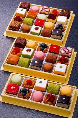 Petit fours.. I just died omg