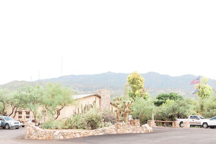 Tanque Verde Guest Ranch Wedding Venue Mountain Views Marie Cameron Photography
