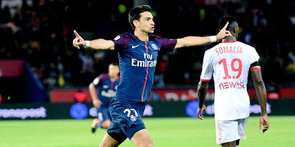 Javier Pastore a-t-il joué contre Caen son dernier match sous le maillot d'un PSG qu'il a rejoint en...