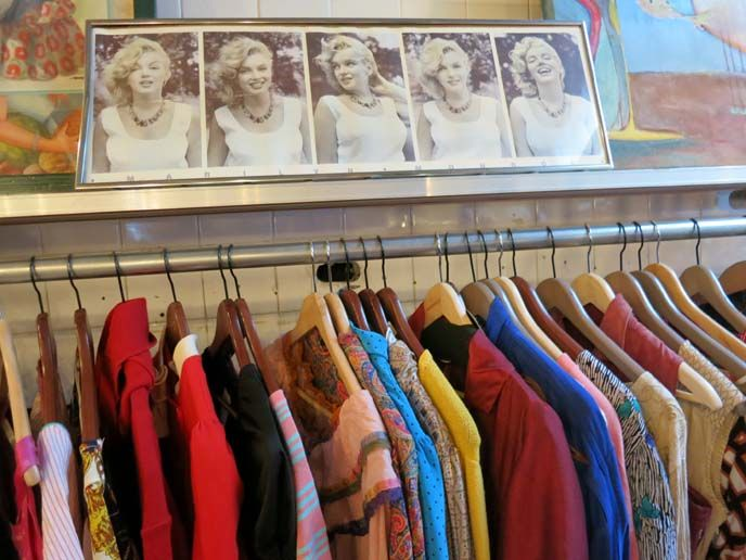 Clothing stores for hipsters