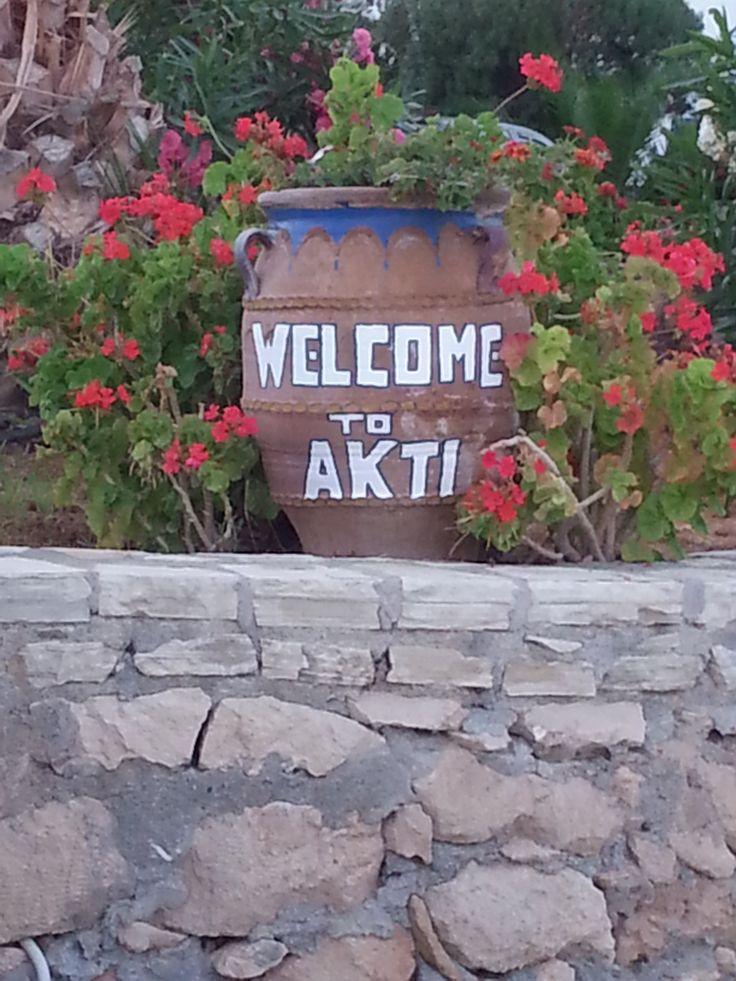 Welcome to Akti!!