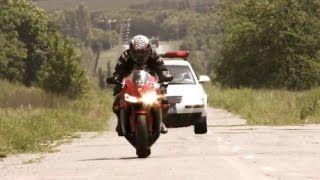 UVIOO.com - Трюки на Мотоциклах и Погон