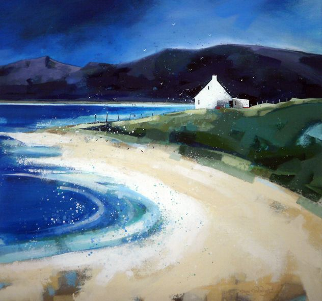 Strathearn Gallery February 2014 | Dionne Sievewright