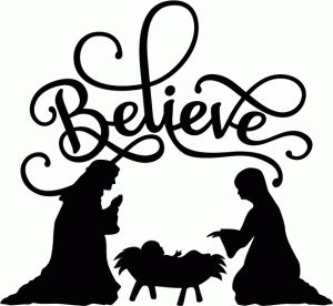 Christmas Nativity Scene Stencils - WoodWorking Projects & Plans