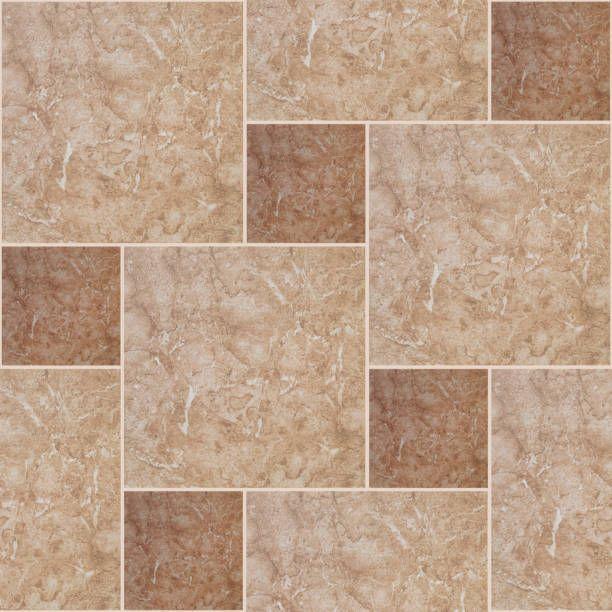 Brown Ceramic Tiles Texture