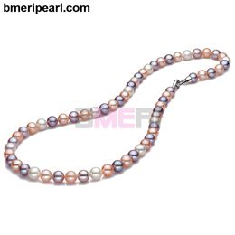 baroque freshwater pearl necklace white.  We rely upon sophisticated software that screens the transactions.  Almost all of the fraudulent attempts are blocked and no longer waste our time.  And, there is also the knowledge that only comes from experience.  If something feels wrong it probably is wrong.visit: www.bmeripearl.com