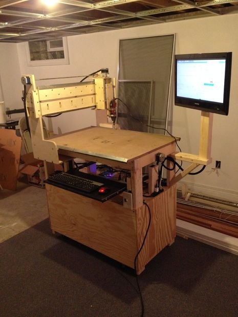 Picture of Raspberry Pi CNC Machine