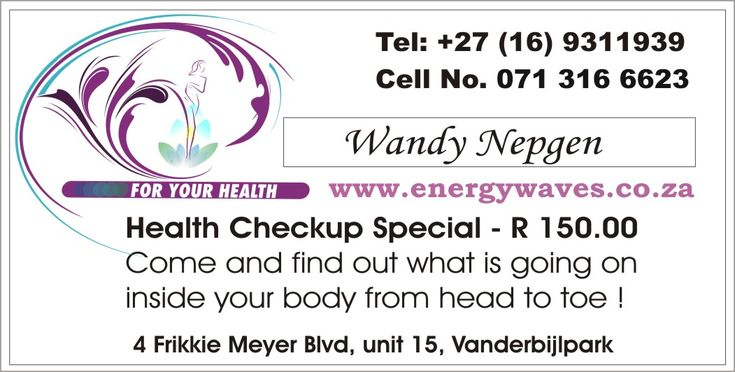 Wendy is our spa assistant.