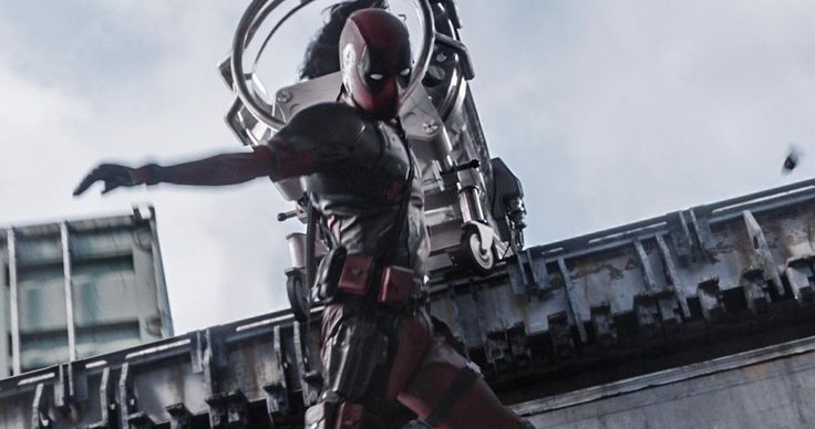 'Deadpool' Concept Art Confirms Huge Marvel Easter Egg -- The third act of 'Deadpool' has been confirmed to take place on a location associated with Marvel's 'Avengers'. -- http://movieweb.com/deadpool-movie-marvel-helicarrier-easter-egg/