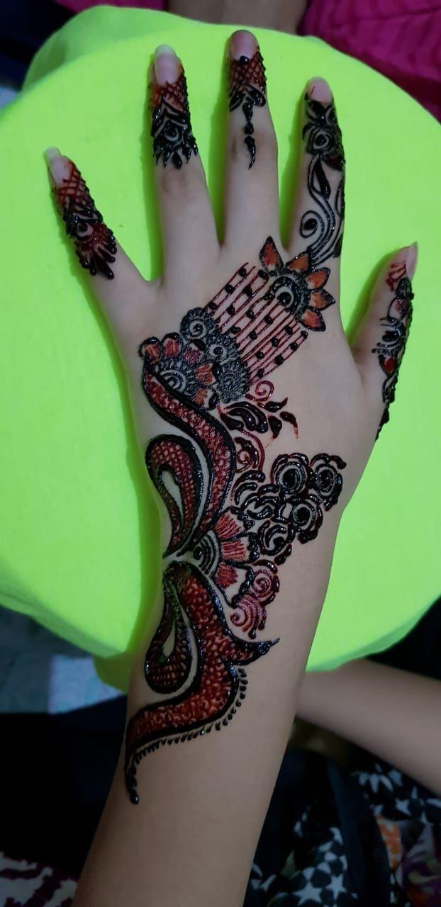 Watchout Arabic Mehndi Design Arabic Mehndi Designs Mehndi