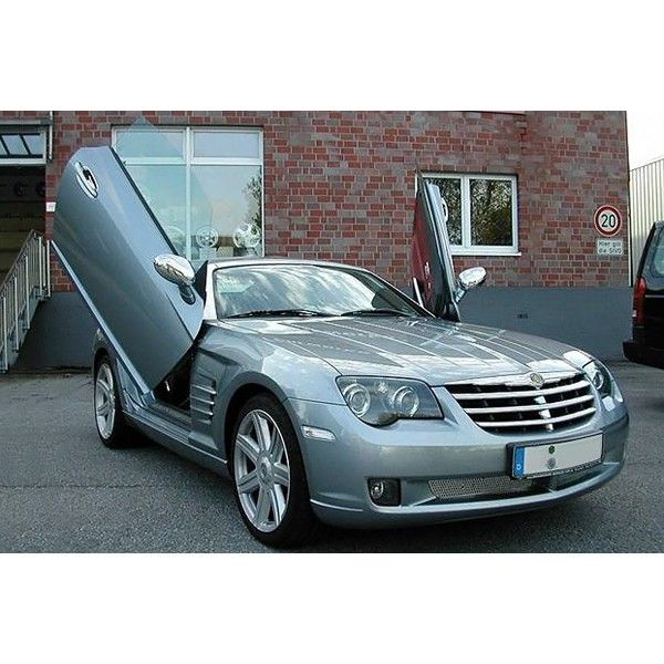 60 Best Images About Chrysler Crossfire... On Pinterest