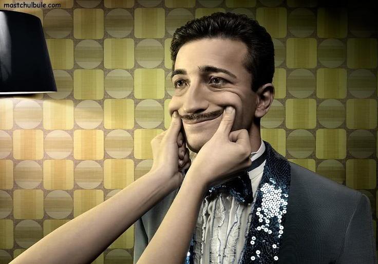 I'm happy!  Ph. by Davide Bellocchio