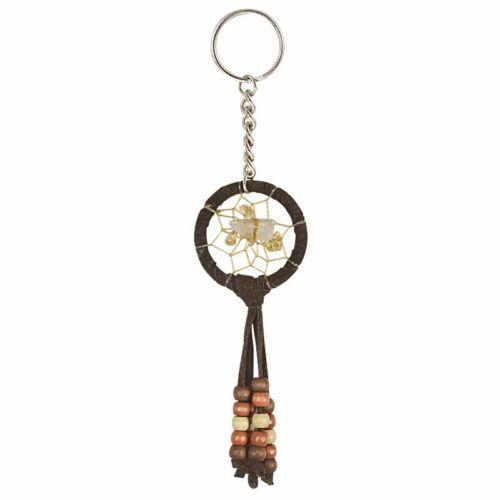 Vision Seeker Keychain #dreamcatcher