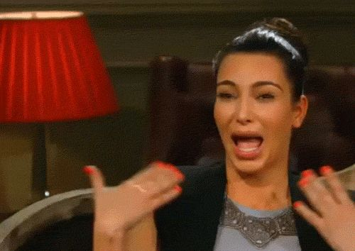 23 requisitos básicos para ser uma Kardashian 9. Mas também viver intensamente os momentos drama queen