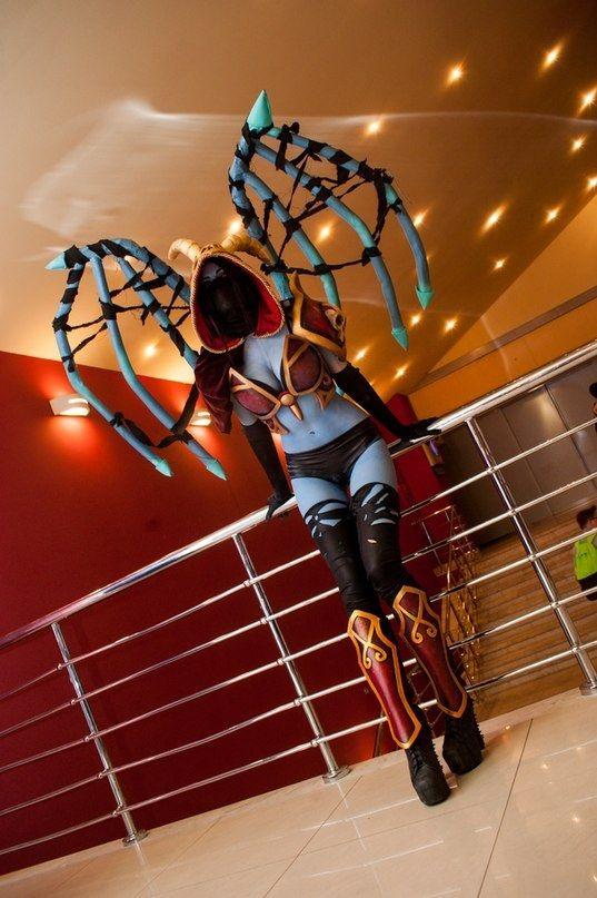 QoP cosplay Dota2 by MrProton