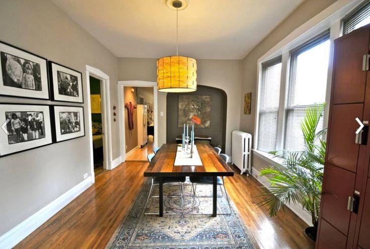 Private Apartment Hip Logan Square — Квартиры в аренду в г. Чикаго