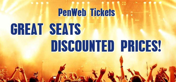 PenWeb Tickets proudly serves individuals and corporate clients with access to great seats for premier events including hard-to-get tickets to Broadway show tickets, road company theater tickets top concerts, all the big sporting events, championship boxing, Nascar, Las Vegas shows, and much more, including tickets to sold-out events.