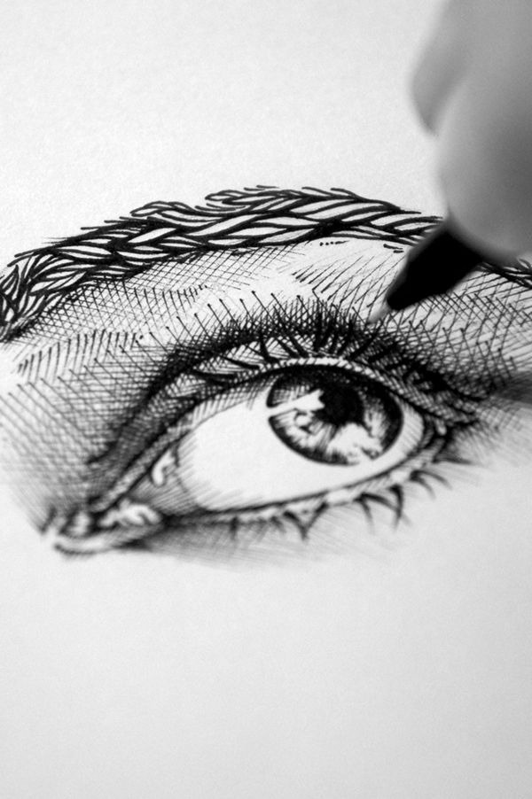 Kate Bush - Independent on Sunday editorial on Behance by Greg Coulton, London, United Kingdom ı Graphic Design ı Illustration ı Drawing ı