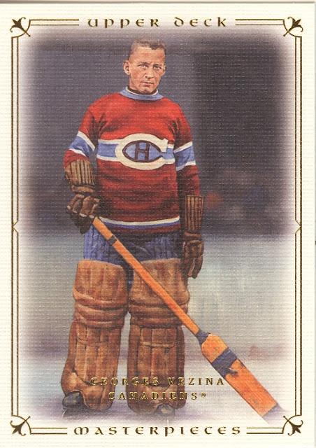 Georges Vézina : Engagé par les Canadiens à l'aube de la saison 1910-11, Vézina a dominé l'Association nationale de hockey au chapitre de la moyenne de buts alloués lors de ses deux premières campagnes. En 1913-14 et en 1915-16, les Canadiens ont terminé en tête du classement de l'ANH, s'établissant dès lors comme l'une des puissances pour les années à venir. Vézina devint le premier gardien à enregistrer un jeu blanc dans la LNH lorsqu'il disposa des Arenas de Toronto par 9-0 le 18 février…