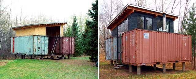 Best 25 prefab container homes ideas on pinterest for Shipping containers for sale in minnesota