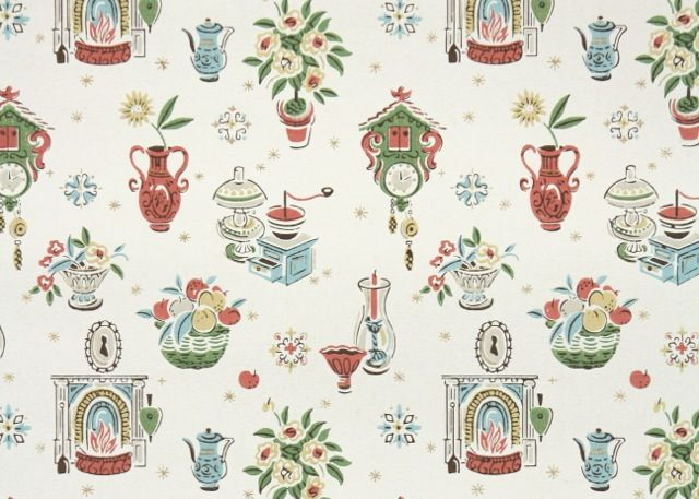 1950s Kitchen Wallpaper | www.pixshark.com - Images ...