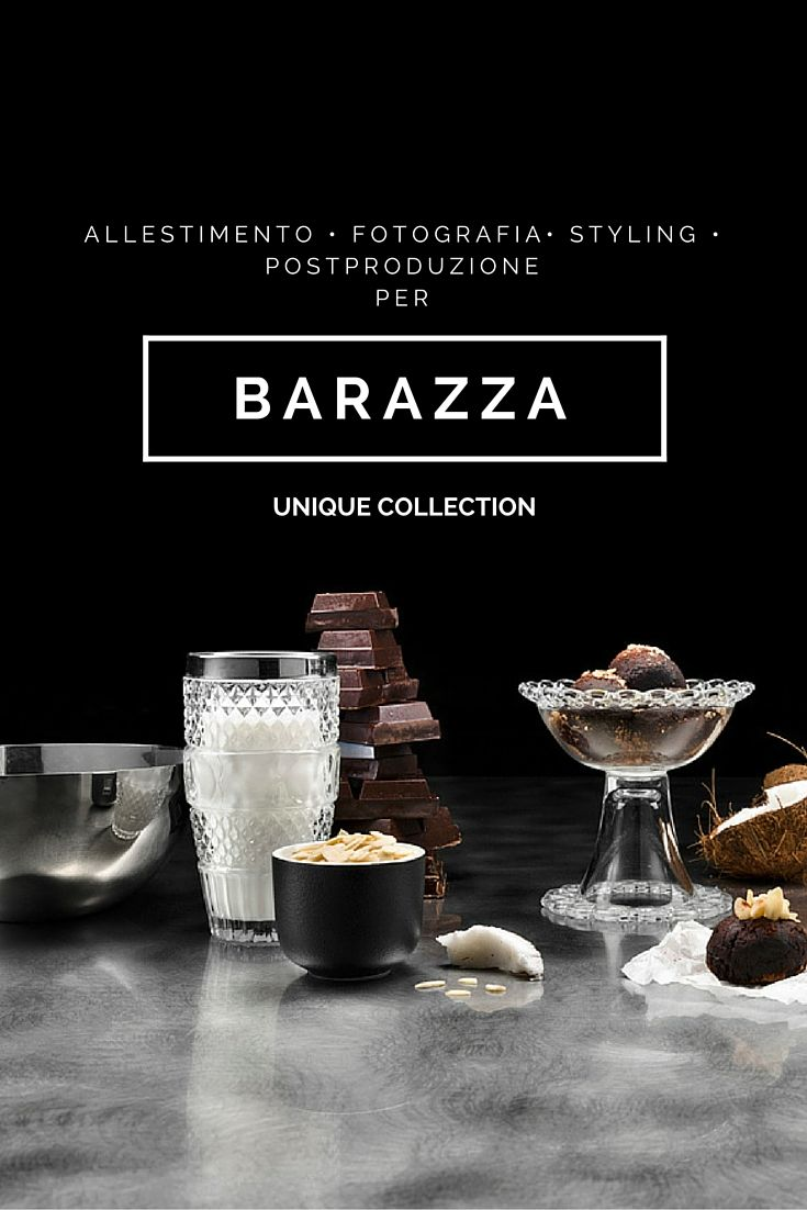 New project UNIQUE for Barazza by Varianti.it  #kitchen #stilllife #styling #industrialphotography #treviso
