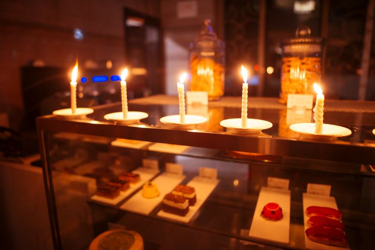 Coffee & Cakes at the earth hour 2017