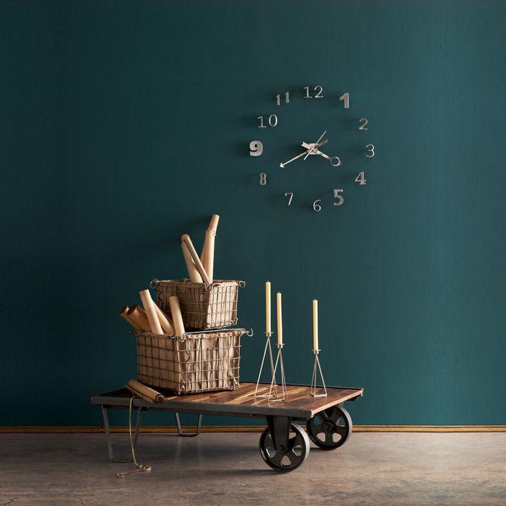 Numero Clock restocked at Millworks!