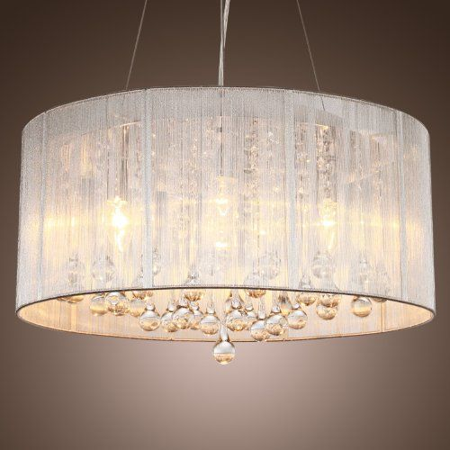 LightInTheBox Pendant Light Chandeliers Lighting Drum Pen…