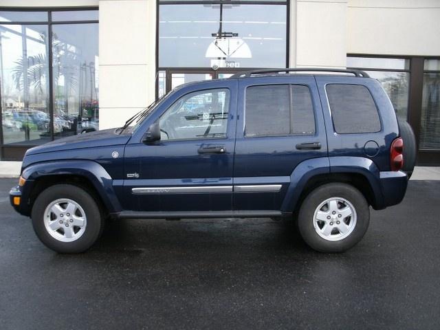 2006 Jeep Liberty Sport 4WD- Grand Rapids Van Andel & Flikkema. 85,766 miles. $10,500.