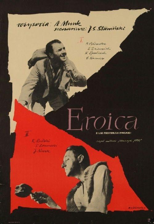 Eroica (1957, reż. Andrzej Munk) #polishmovies