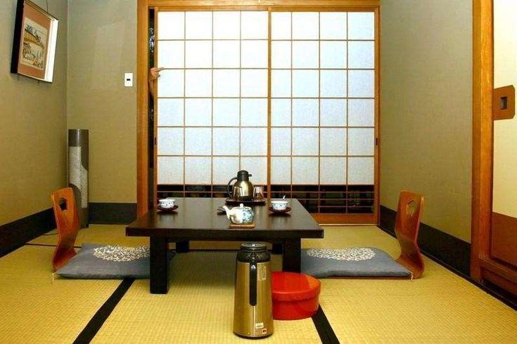Casa in Stile Giapponese - Sala da pranzo orientale