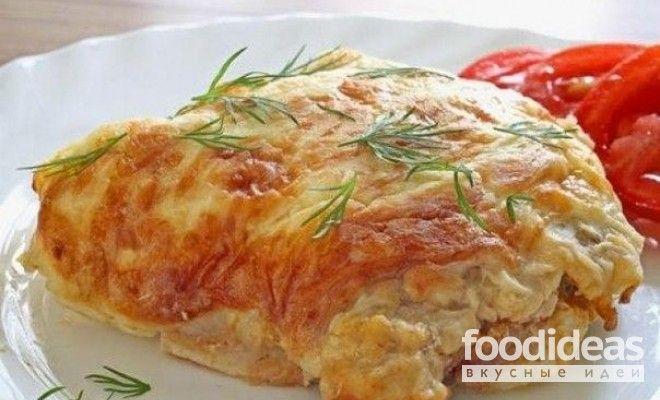 Отбивная по-царски - рецепт приготовления с фото   FOODideas.info