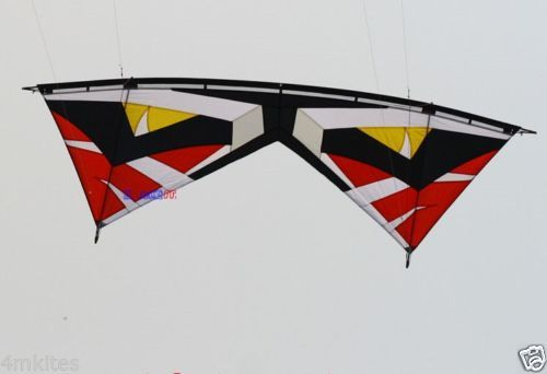 quad-kite-4-Line-kite-stunt-kite-quad-stunt-kites-with-flying-lines-amp-quad-handle