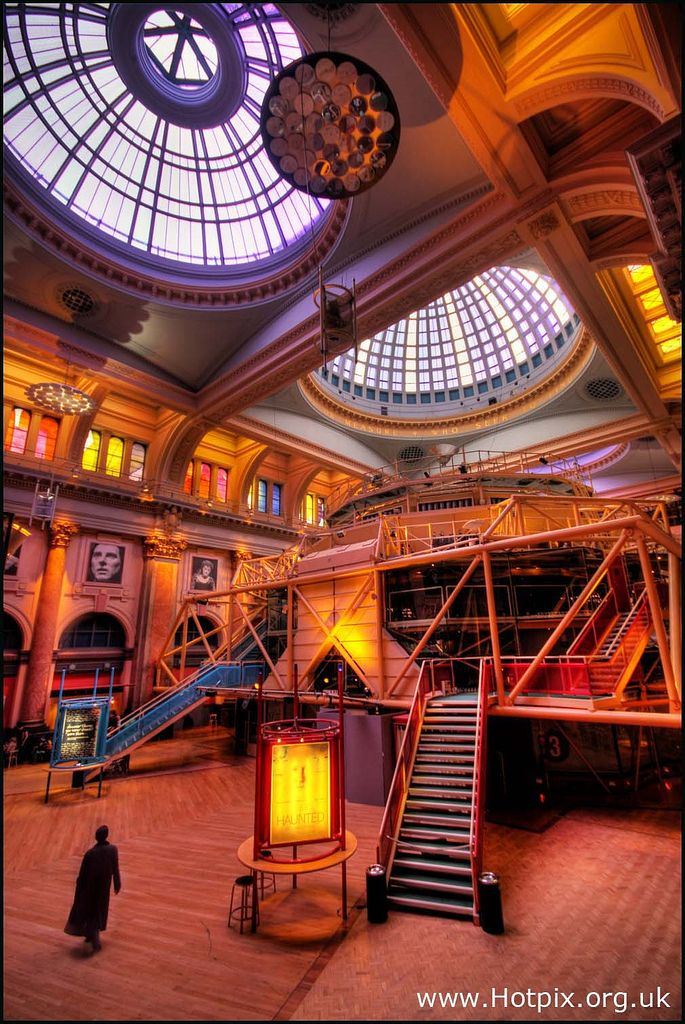 The Royal Exchange, Manchester UK