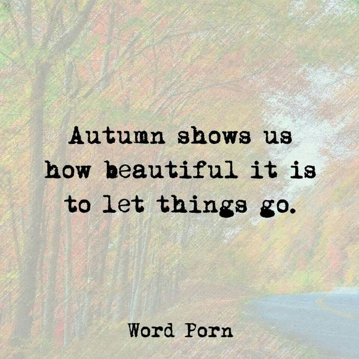 Exceptional Autumn Shows Us How Beautiful It Is To Let Things Go Design Ideas