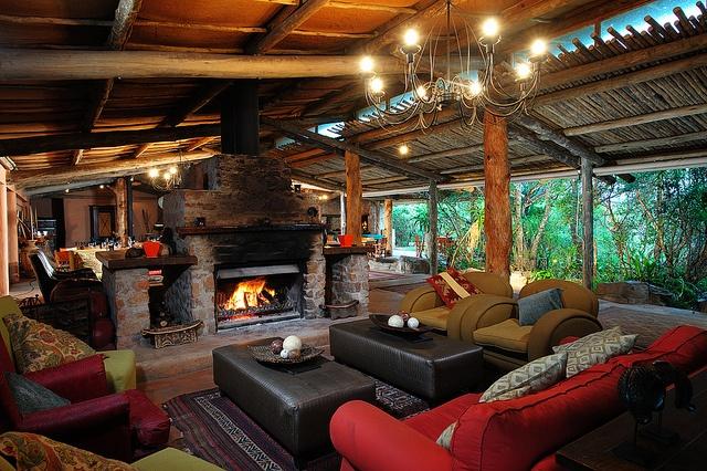 Kareiga Lodge, Kareiga Game Reserve, Eastern Cape, South Africa by safari-partners, via Flickr