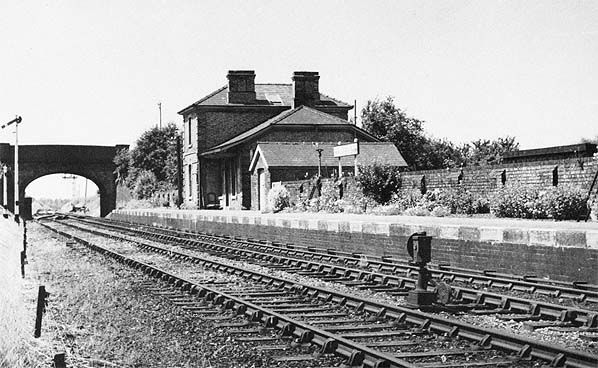 Disused Stations: Takeley Station