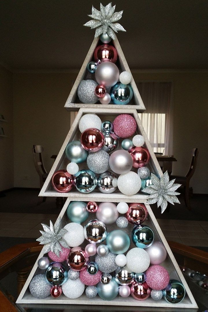 $12 Kmart Christmas tree hack | Holidays - Christmas | Pinterest ...