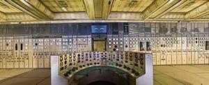 Hidden London interiors: Battersea Power Station, London