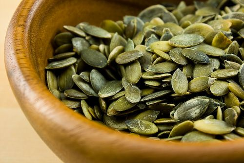 """Pumpkin seeds are a perfect example of the """"occupation"""" with a good movie or game.And as a bonus, they are a great way for our body to bring the necessary n"""