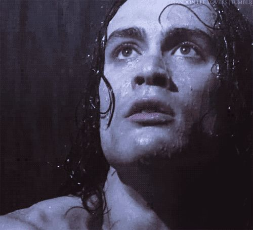 Brandon Lee - so handsome - lost so young. BG