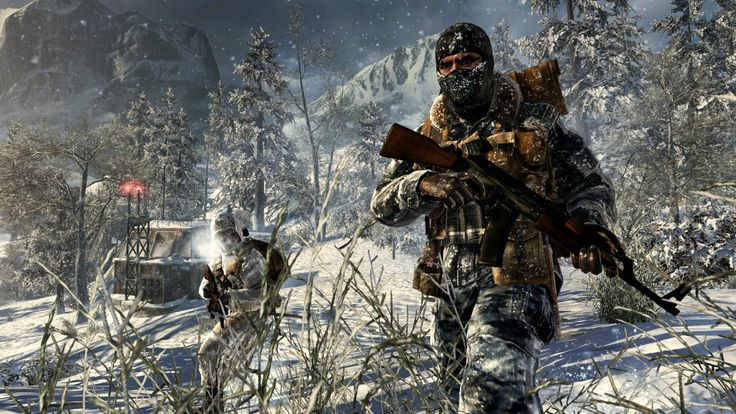 Call of Duty Black Ops Game Screenshots