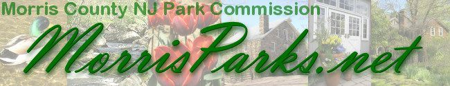 Morris County NJ Park Commission - list of parks and facilities and contact info
